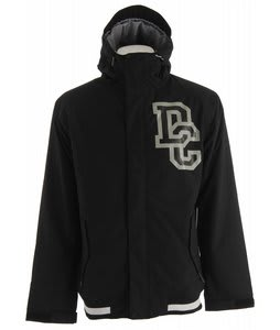DC Smithers Snowboard Jacket Black