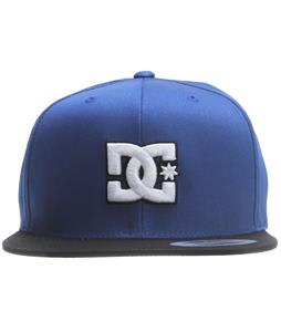 DC Snappy Cap Royal Blue