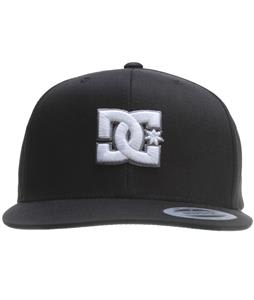 DC Snappy Cap Black