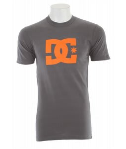 DC Snow Star T-Shirt Shadow
