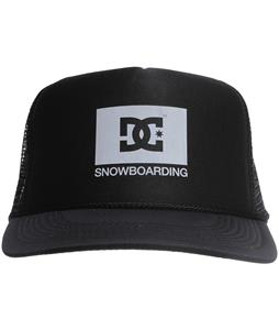 DC Snow Trucker Cap Black