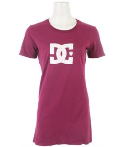 DC Snowfill T-Shirt Dark Purple