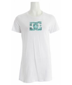 DC Snow Fill T-Shirt White
