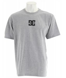 DC Solostar Slim T-Shirt Heather Grey