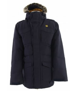 DC Solvista N Snowboard Jacket True Navy