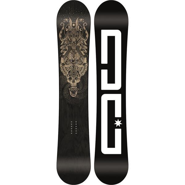 DC Space Echo Snowboard