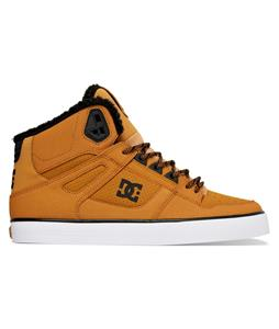 DC Spartan High WC WNT Shoes Wheat/Black