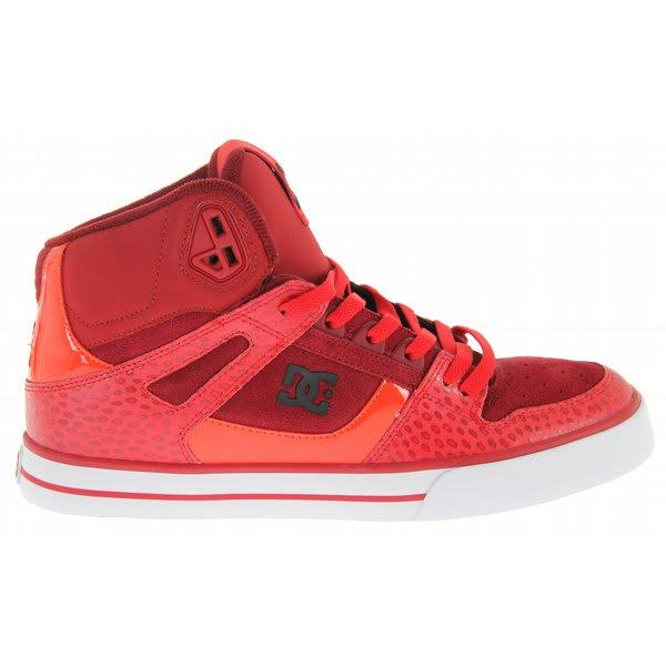 DC Spartan HI WC Skate Shoes