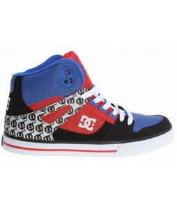 DC Spartan Hi WC Nitro Circus Skate Shoes