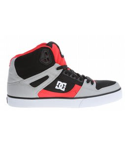 DC Spartan HI WC TX Skate Shoes Black/Armor
