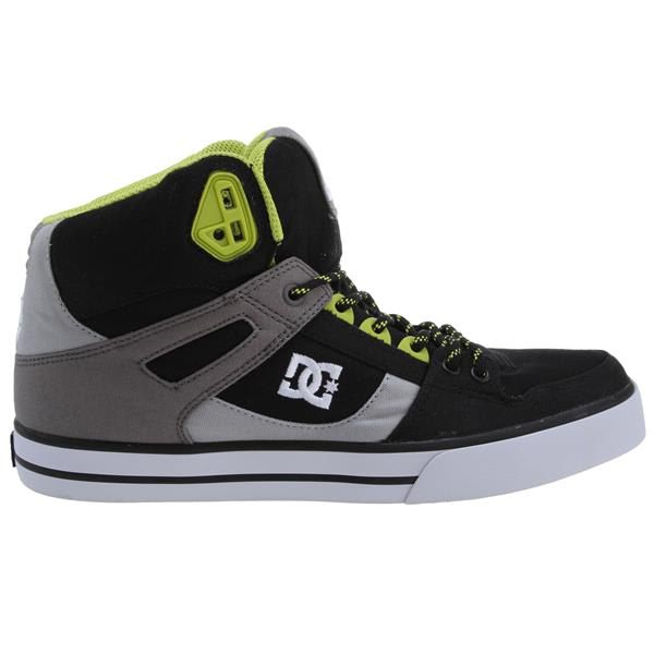 DC Spartan HI WC TX Skate Shoes