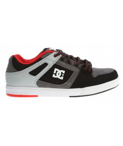 DC Spartan Lite Skate Shoes Black/Battleship/Armor