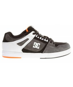 DC Spartan Lite Skate Shoes Dark Shadow/Black