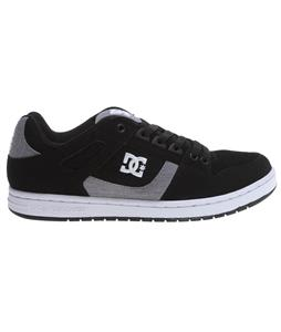 DC Spartan Sport L Shoes Black/Heather Grey