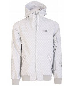 DC Spectrum Snowboard Jacket White/Monogram