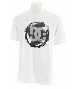 DC Spin Around T-Shirt White