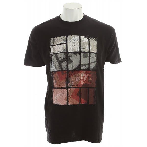 DC Square Stars T-Shirt
