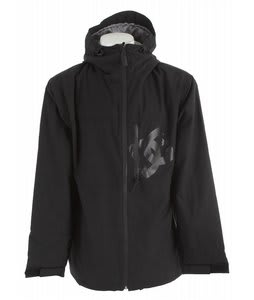 DC Squaw Snowboard Jacket Black