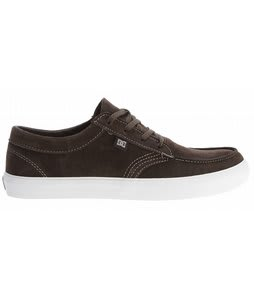 DC Standard Skate Shoes Pirate Black/White