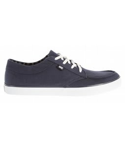 DC Standard TX Skate Shoes Navy