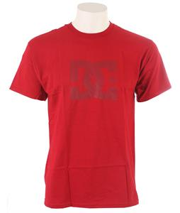 DC Star T-Shirt Biking Red