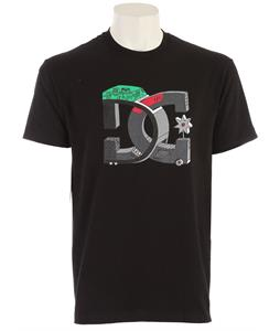 DC Star Ghica 1 T-Shirt Black