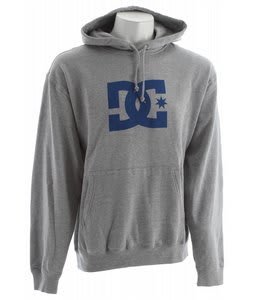 DC Star Ph1 Hoodie Heather Grey