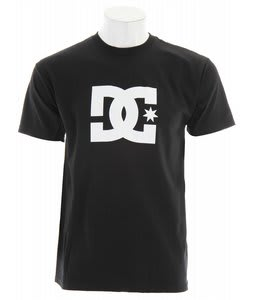 DC Star T-Shirt Black
