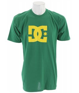 DC Star T-Shirt Celtic Green