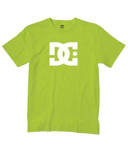 DC Star T-Shirt Fluorescent Green