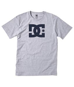 DC Star T-Shirt Heather Grey/Navy
