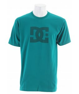 DC Star T-Shirt New Teal
