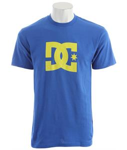 DC Star T-Shirt Royal Blue