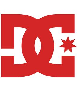 DC Star Vinyl 7 Sticker Athletic Red