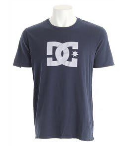 DC Star Wash T-Shirt DC Navy