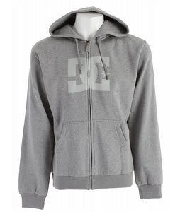 DC Star ZH 1 Hoodie Heather Grey
