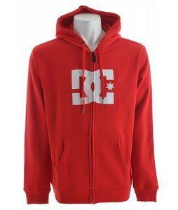 DC Star ZH1 Hoodie Athletic Red