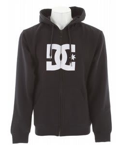 DC Star ZH1 Hoodie Black