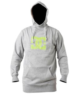 DC Starsnow Hoodie Heather Grey