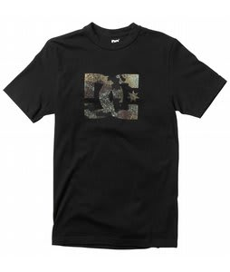 DC Star Snow T-Shirt Black