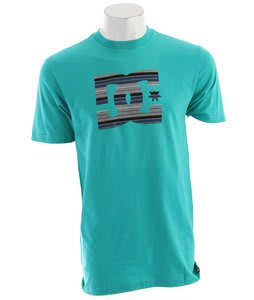 DC Starsnowfill 3 T-Shirt Columbia Green