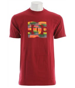 DC Starsnowfill 3 T-Shirt Biking Red