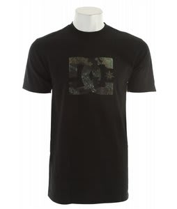 DC Starsnowfill 3 T-Shirt Black