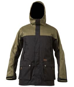 DC Sterno Snowboard Jacket Olive