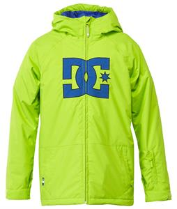 DC Story Snowboard Jacket Lime Green