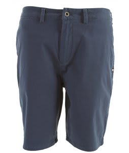DC Straight Chino Shorts Dark Denim