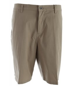 DC Straight Chino Shorts Khaki