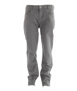 DC Straight Jeans Grey Rinse