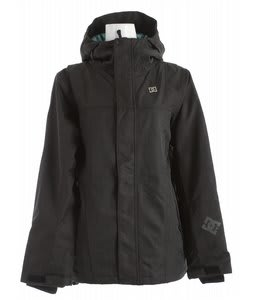 DC Stryo Snowboard Jacket Black/Shadow