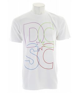DC Subway Route T-Shirt White